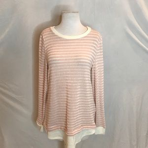 12 PM by mon ami top sweater size L